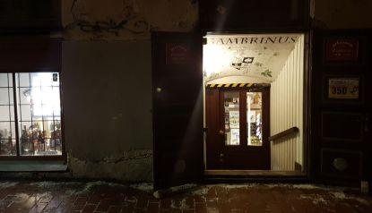 Olutkauppa Gambrinus Tarto