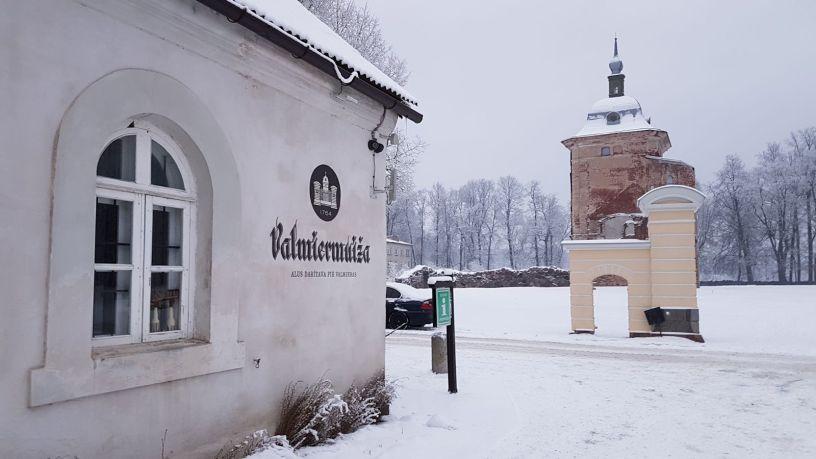 Valmiermuiza kartanopanimo Latvia