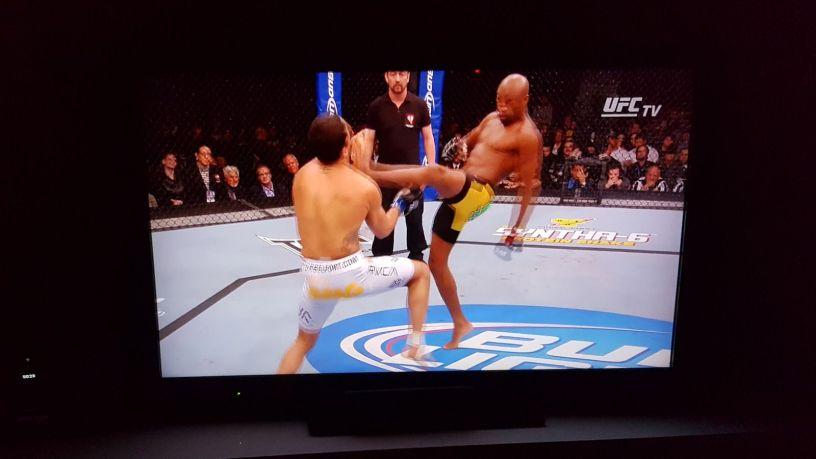 UFC omasta televisiosta