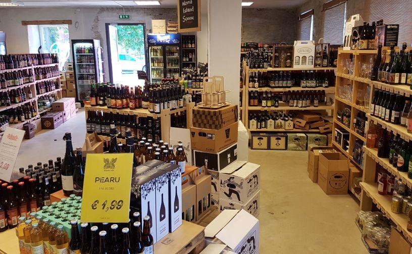 Olutta Tallinnasta